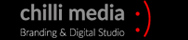 logo chillimedia - branding and digital studio