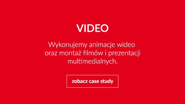 wykonujemy animacje wideo, montaż filmów i prezentacji multimedianych