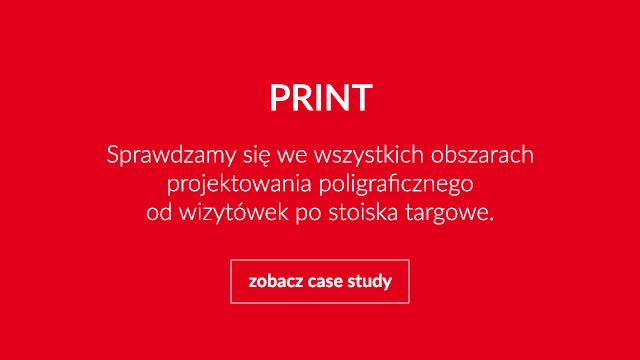 Sprawdzamy się we wszystkich obszarach projektowania poligraficznego od wizytówek po stoiska targowe